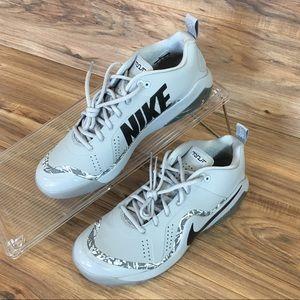 Nike Force Zoom Trout 4 Turf Mens Wolf Grey/Black